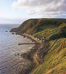 The Crovie Scape